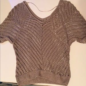 Express Pullover Knitted Sweater XS